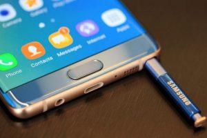 Tampoco se sabe qué pasará con los accesorios del Note 7. Imagen Por: