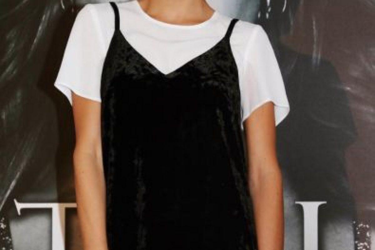 """Ella es Tini Stoessel, la última chica que le gusta a """"CR7"""" en las redes Foto:Instagram. Imagen Por:"""