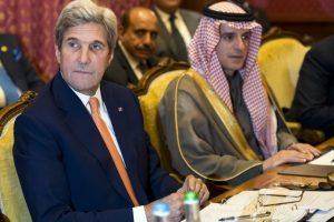 Estados Unidos, Rusia y los países regionales implicados en Siria abrieron este sábado en Suiza una conferencia internacional sobre el conflicto sin muchas esperanzas de parar el baño de sangre. Foto:Afp. Imagen Por: