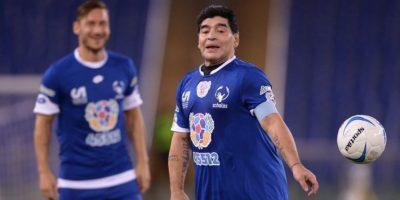 Diego Maradona y 12 exfutbolistas que engordaron cuando se retiraron