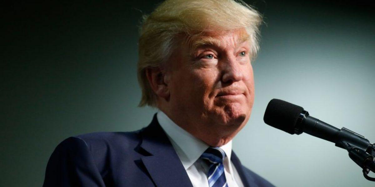 Trump acusado de abuso sexual por exconcursante de