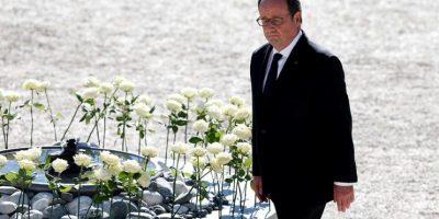 Francia muestra unidad ante el terror en el homenaje a las víctimas de Niza