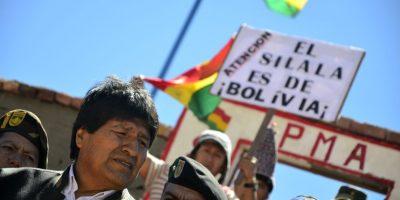 Evo Morales habla de una posible demanda contra Chile por daños económicos