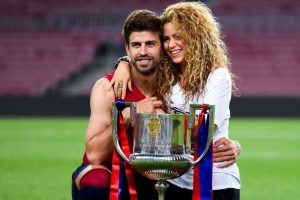 Las mejores imágenes de Piqué y Shakira Foto:Getty Images. Imagen Por: