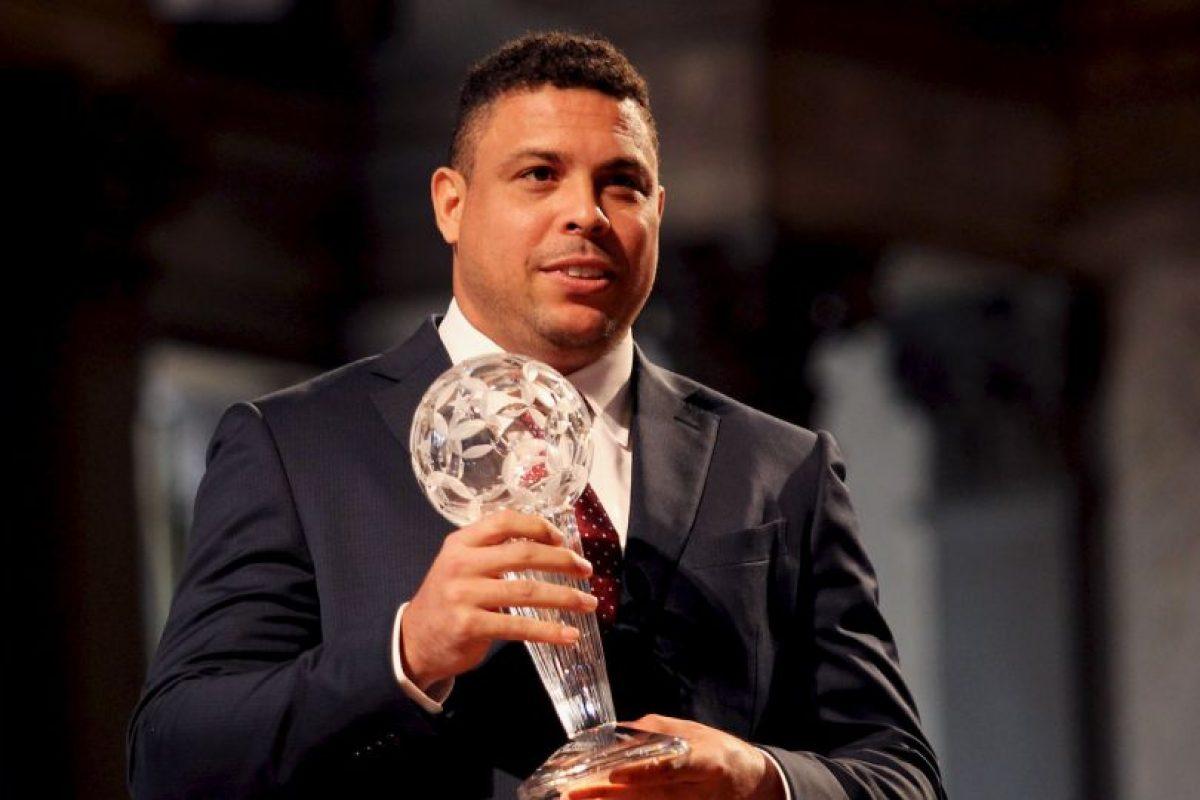 Ronaldo Nazário (exdelantero de Brasil) Foto:Getty Images. Imagen Por: