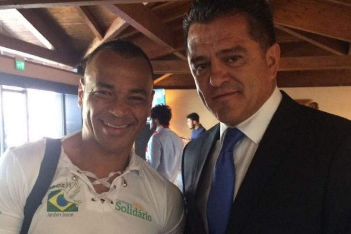 Carlos Hermosillo (exfutbolista mexicano) Foto:Twitter. Imagen Por: