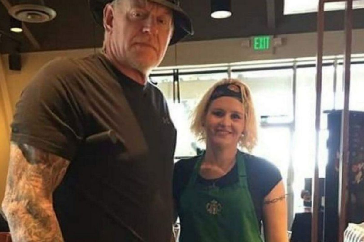 Así envejeció Undertaker Foto:Twitter. Imagen Por: