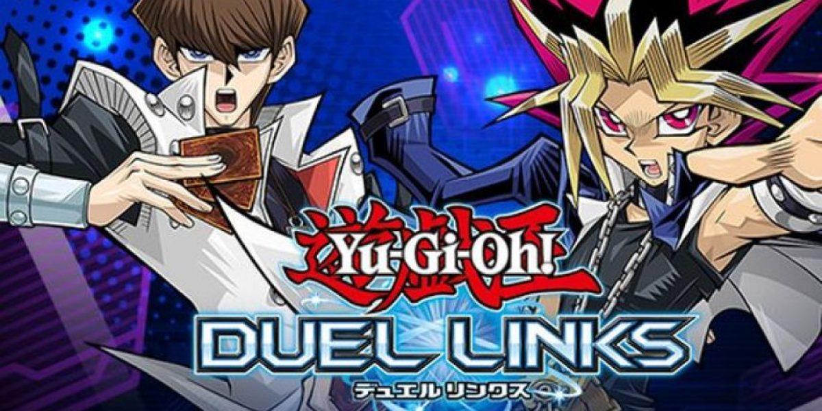 Sale competencia para Pokémon GO: Yu-Gi-Oh Duel Links en teléfonos móviles