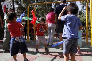 En Chile el Programa de Cáncer Infantil (Pinda) del Ministerio de Salud comenzó en 1988 y gracias al trabajo sostenido del equipo multidisciplinario de especialistas se ha logrado aumentar la tasa de sobrevida. Foto:Aton. Imagen Por: