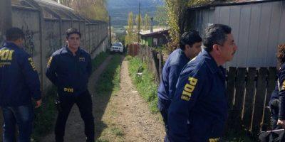 Formalizarán a padrastro de niña encontrada muerta en el patio de su casa en Coyhaique