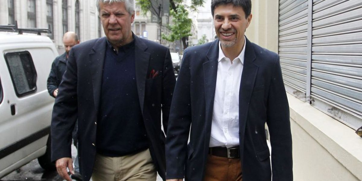 Vocero Marcelo Díaz: error del padrón electoral