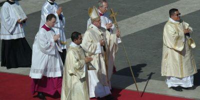 Papa Francisco proclama siete nuevos santos, entre ellos un argentino y un mexicano