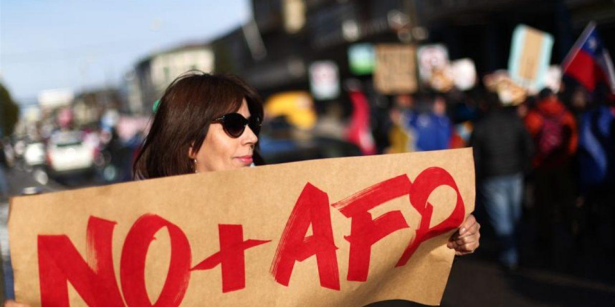 Este domingo se realizará tercera marcha contra sistema de AFP