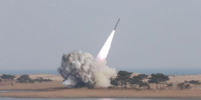 EEUU detecta fallido lanzamiento de misil de Corea del Norte