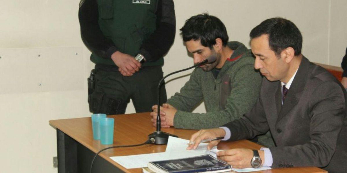 Coyhaique: decretan prisión preventiva para padrastro que confesó que mató a niña y quemó el cadáver