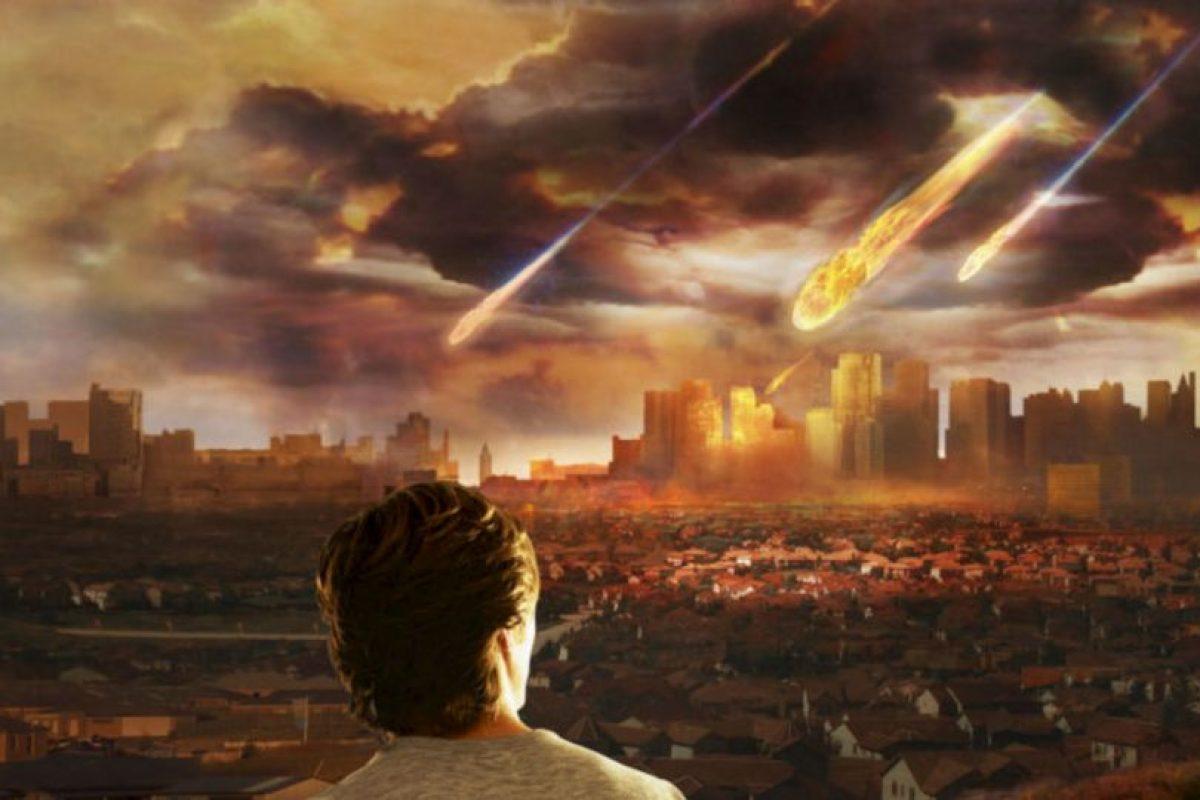 El Código también habla del fin del mundo. Foto:Universal. Imagen Por:
