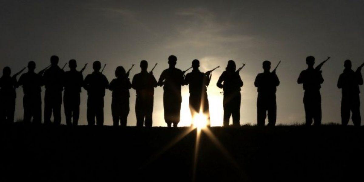 Peshmergas: los verdugos de Hussein y Bin Laden ahora buscan sacar al Estado Islámico de Mosul