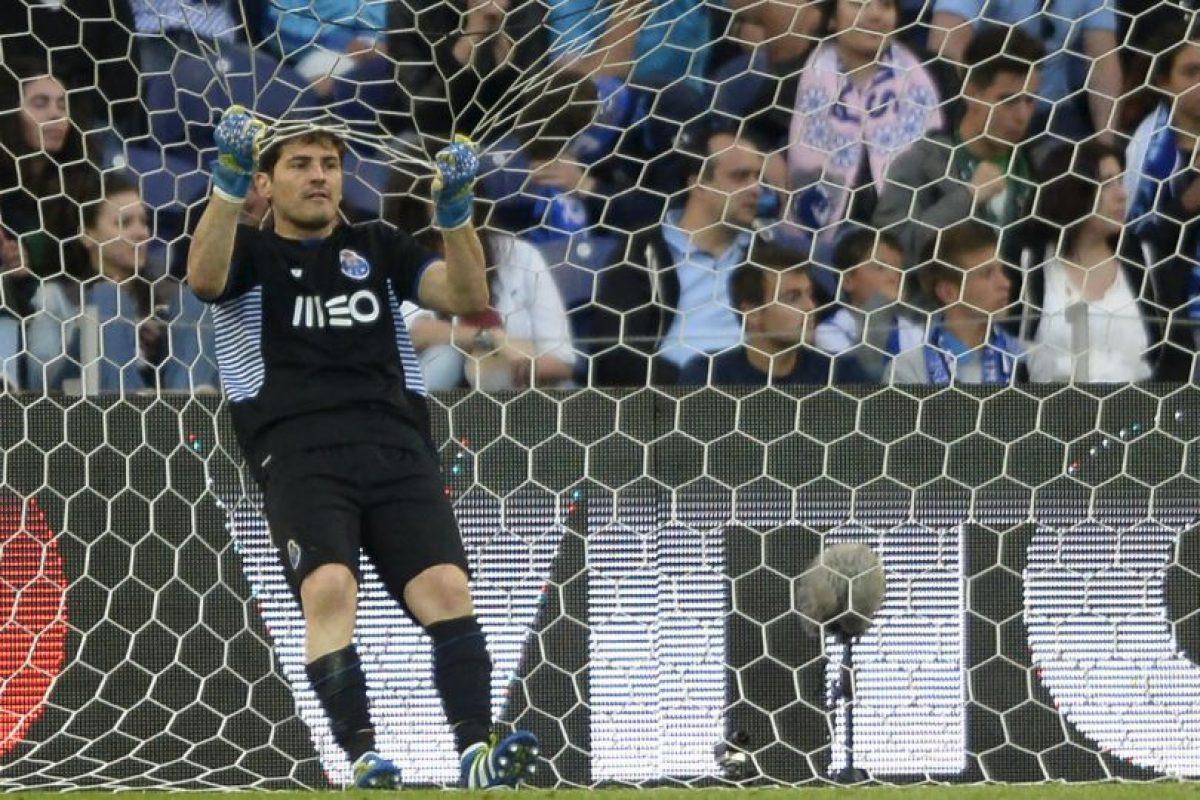 Iker Casillas (Porto) Foto:Getty Images. Imagen Por: