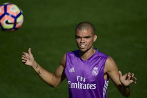 Pepe (Real Madrid) Foto: Getty Images. Imagen Por: