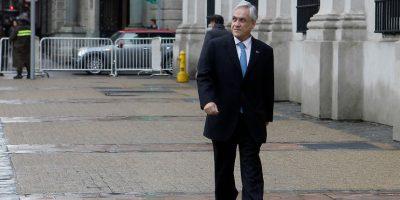 Piñera emplaza al Gobierno por error en el padrón electoral:
