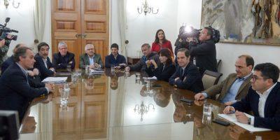 Oposición condiciona apoyo a la ley exprés por padrón electoral
