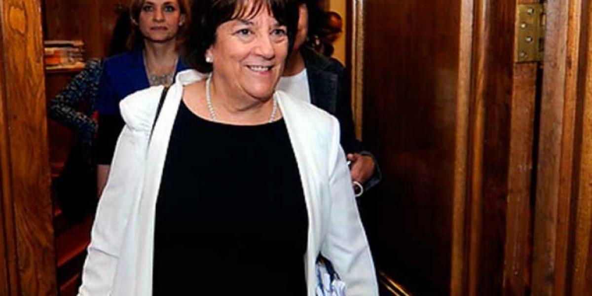 """Ministra Delpiano: """"No me parece que sean los estudiantes los que digan si se puede votar o no"""""""