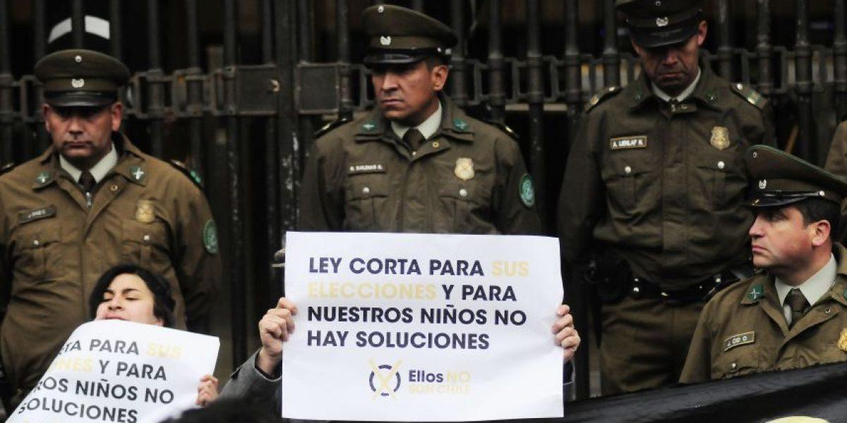 Estudiantes llaman a no votar en elecciones tras fallido intento de toma del Ministerio de Justicia que dejó 15 detenidos