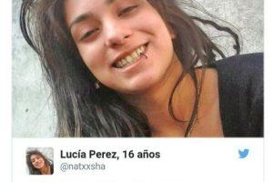 Fue violada y empalada hasta la muerte Foto:Twitter.com. Imagen Por:
