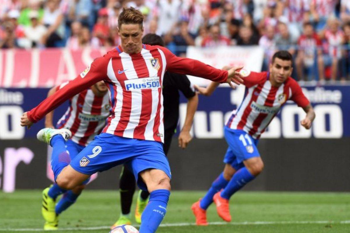 Fernando Torres (Atlético de Madrid) Foto:Getty Images. Imagen Por: