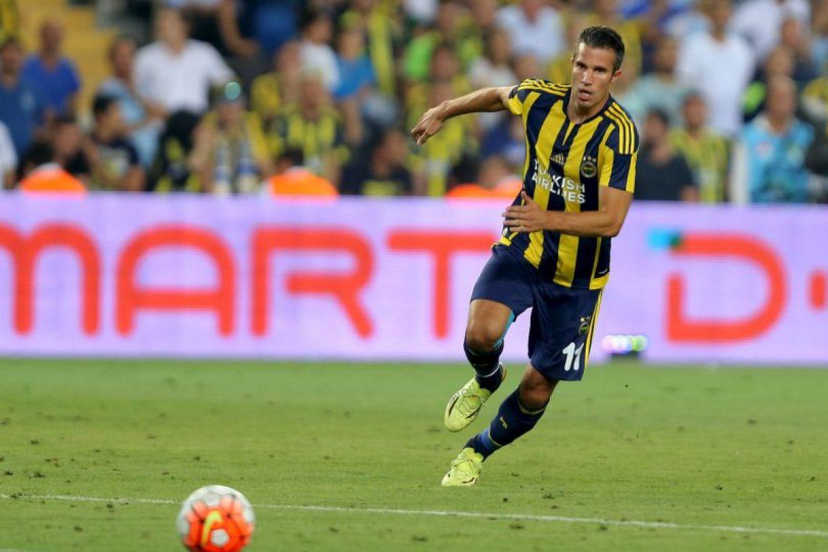 12. Fenerbahçe-Turquía (365.000 camisetas vendidas – Adidas) Foto:Getty Images. Imagen Por: