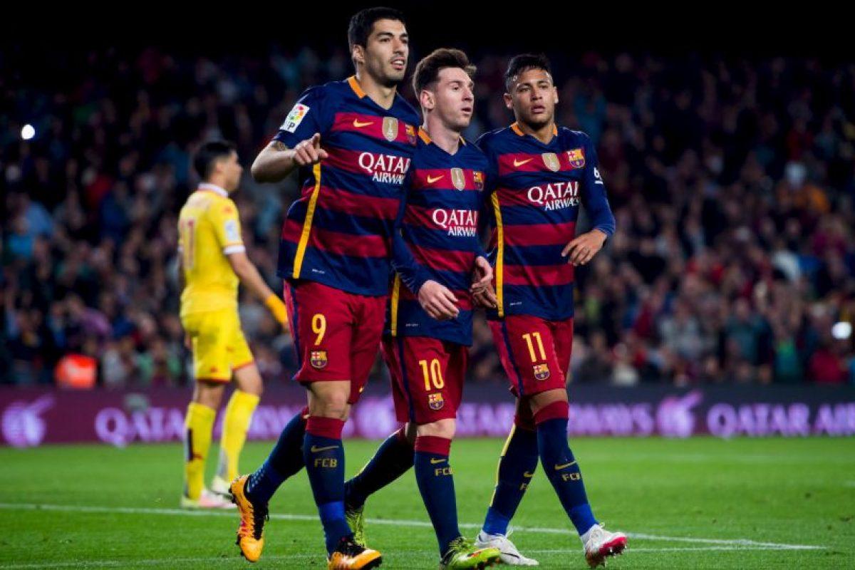 Los cuatro futbolistas de Barcelona que tentó Manchester City Foto:Getty images. Imagen Por:
