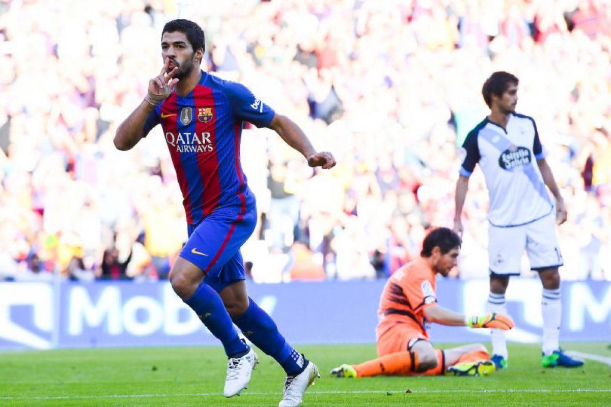 Luis Suárez Foto:Getty images. Imagen Por: