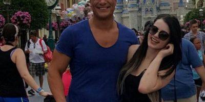 Paige propone matrimonio a Alberto del Río en el ring
