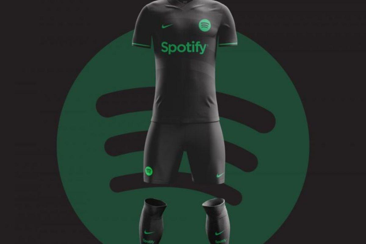 Spotify FC. Imagen Por: