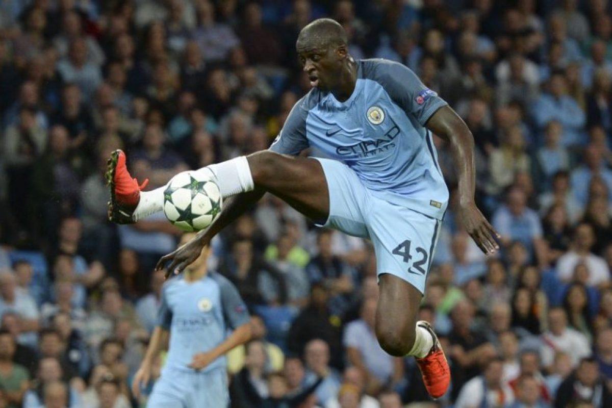 Yaya Touré (Manchester City) Foto:Getty Images. Imagen Por: