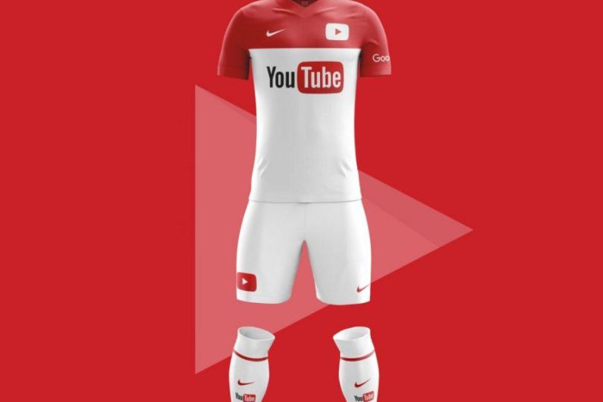 YouTube FC Foto:GraphicUntd. Imagen Por: