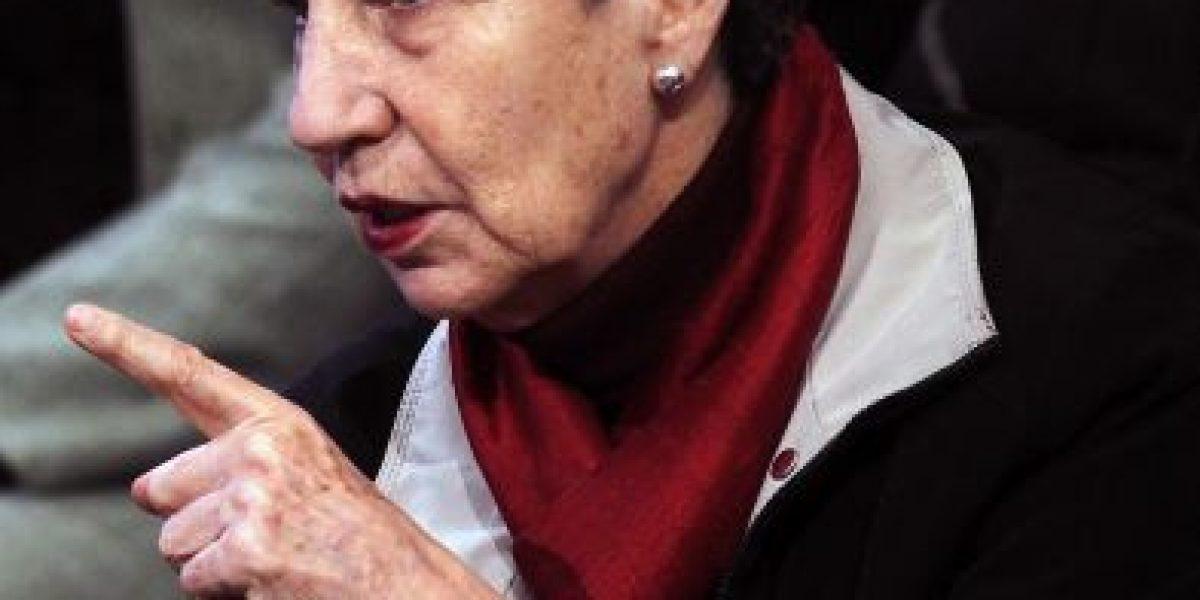 Isabel Allende y responsabilidades por error en padrón electoral