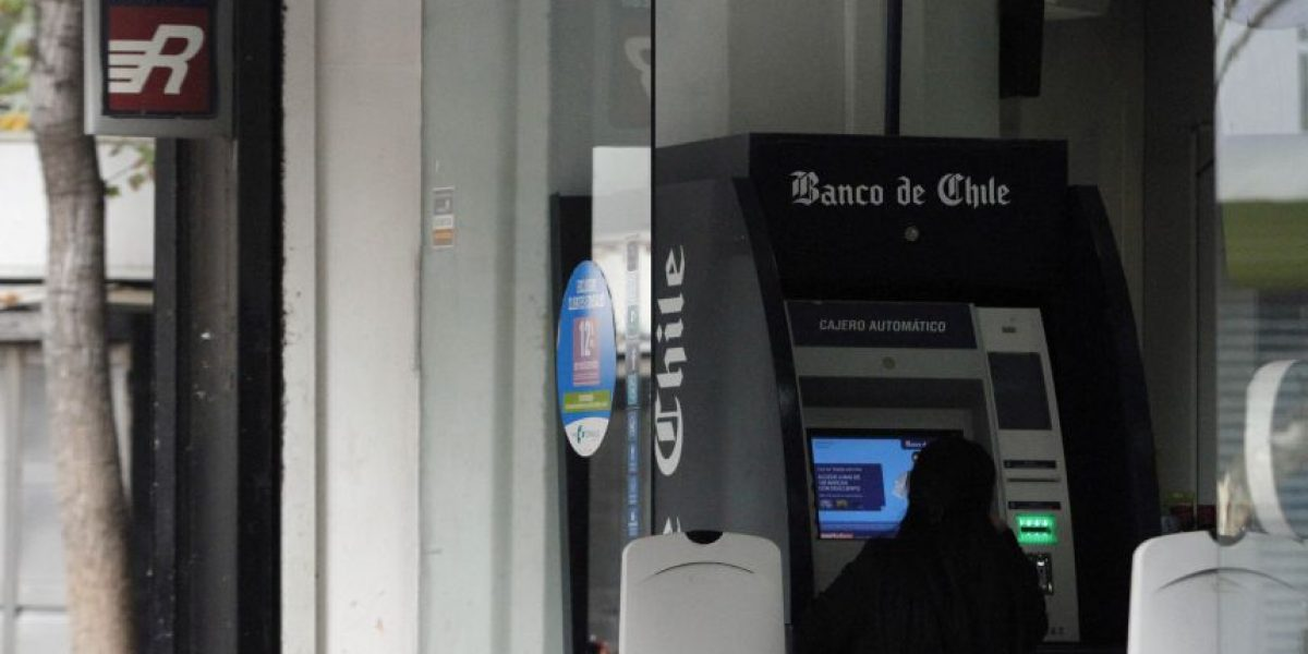 Asaltan Duoc de Providencia para robar cajero automático