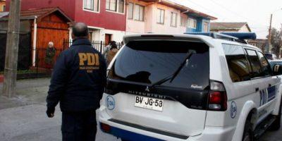 Arrestan a peligroso delincuente en La Calera: portaba armas, balas, cuchillos y un vestido de novia