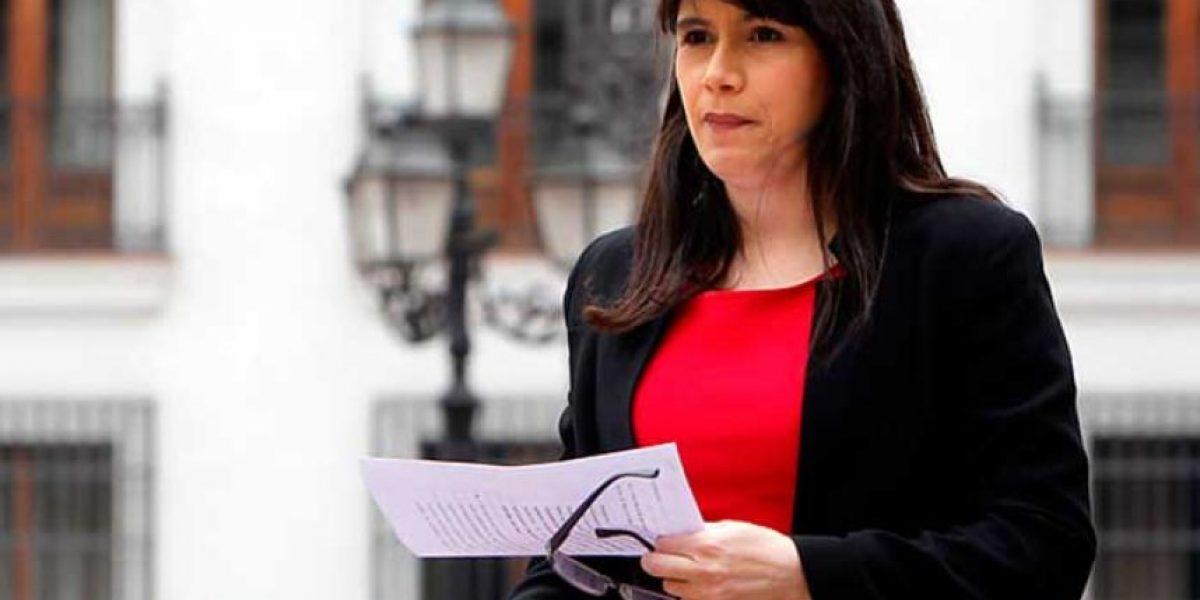 Los hitos que marcan las crisis que ha enfrentado Javiera Blanco en el Ministerio de Justicia