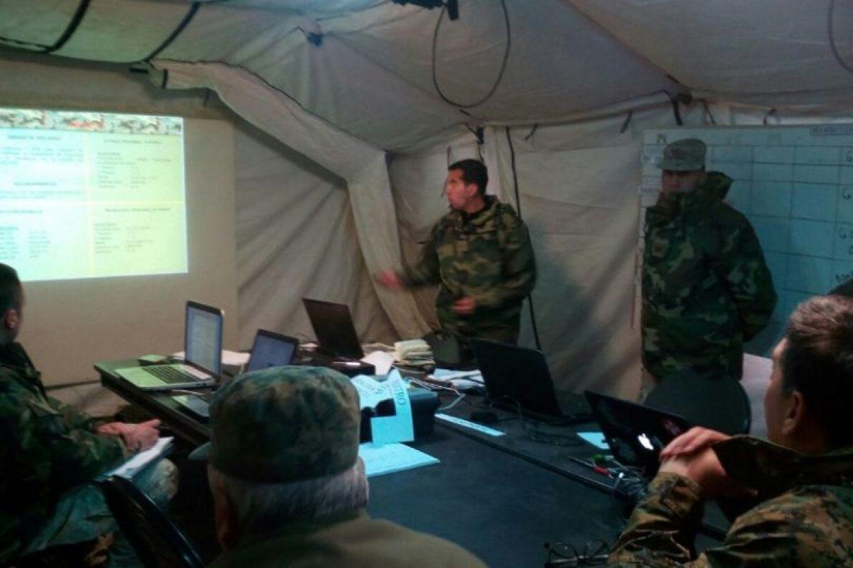 Foto:Twitter Ejército. Imagen Por: