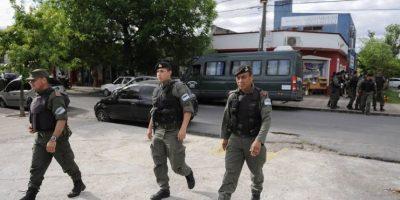 Plan antidelincuencia en Argentina hace masivo despliegue de fuerzas federales