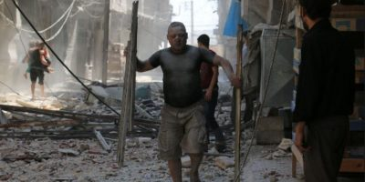 Ejército ruso anuncia el cese de los bombardeos aéreos rusos y sirios en Alepo