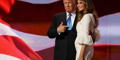 Melania Trump defiende a su esposo y acusa a