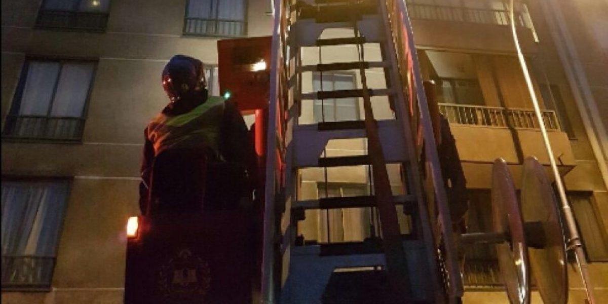 Incendio afectó a piso 17 de un edificio en Brasil con San Pablo