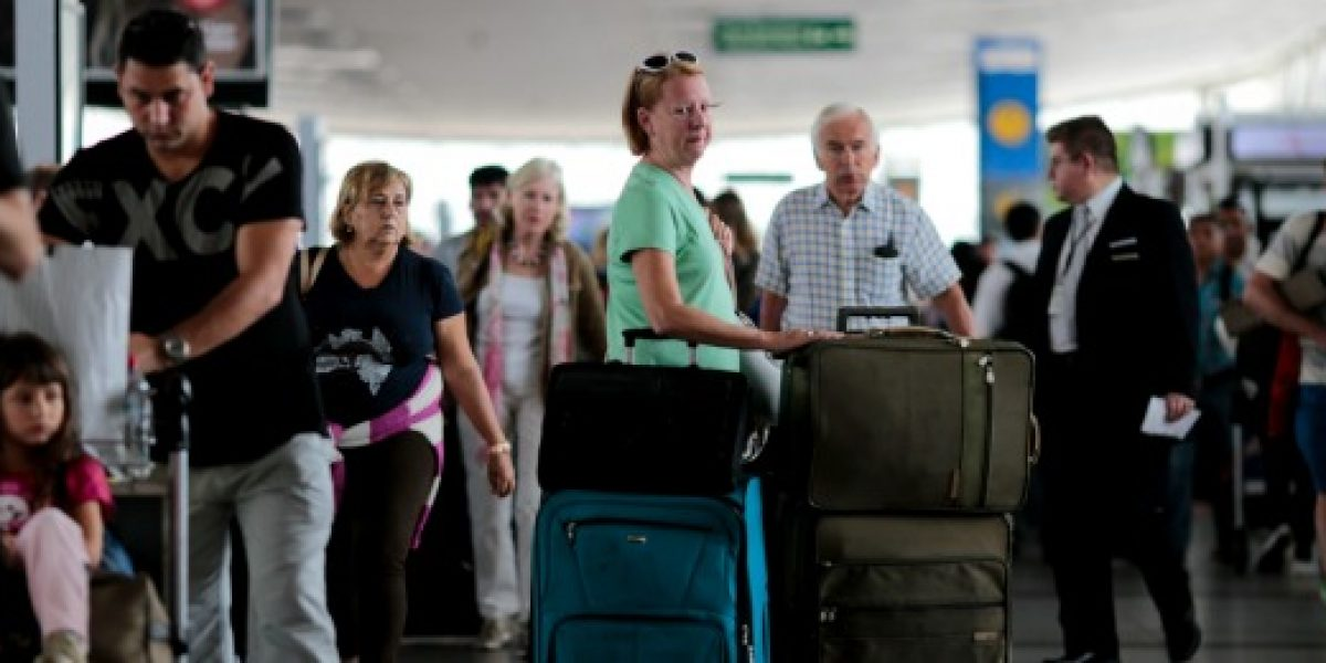 El número de pasajeros aéreos se duplicará en menos de veinte años