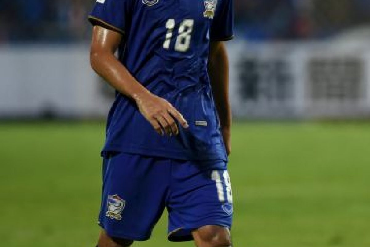 Songkrasin Chanathip (Muangthong Unidas) Foto: Getty Images. Imagen Por: