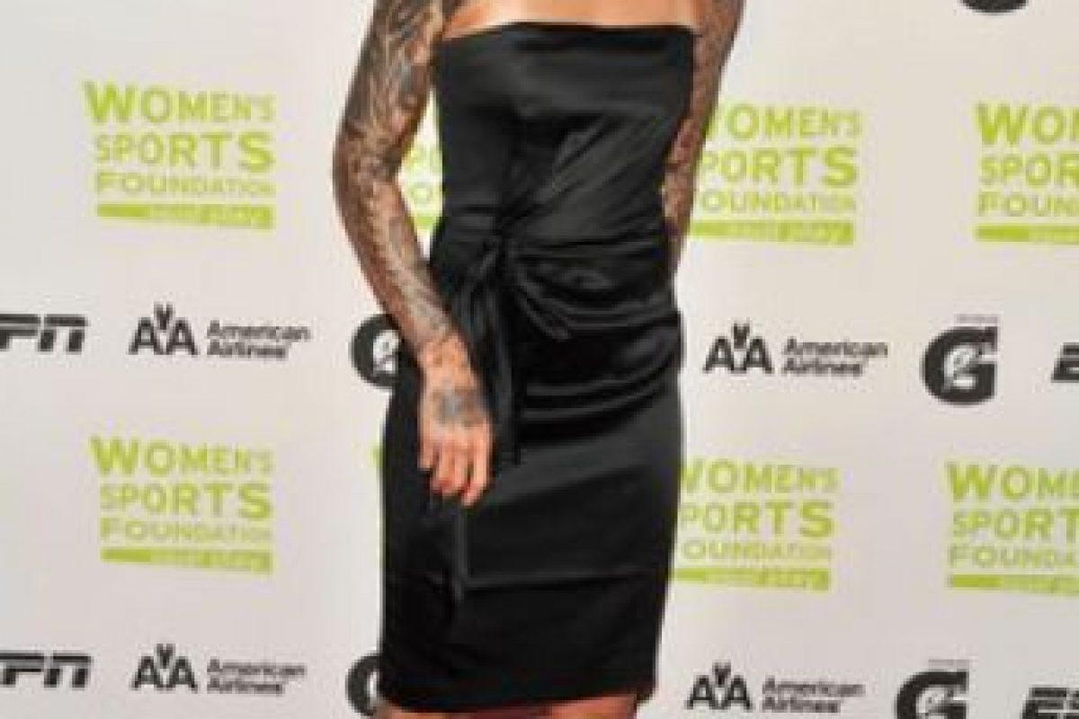 Natasha Kai (futbolista estadounidense) Foto:Getty Images. Imagen Por: