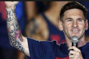 Lionel Messi Foto:Instagram. Imagen Por:
