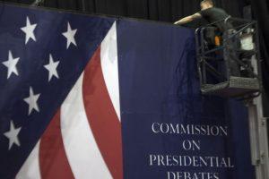 El formato será igual al primer debate Foto:AFP. Imagen Por: